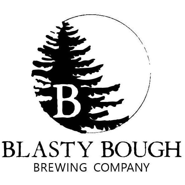 Blasty Bough Brewing Co. Logo