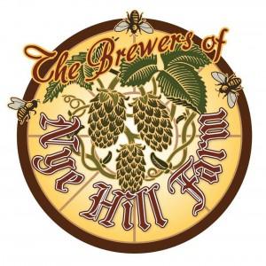 Brewers of Nye Hill Farm Logo