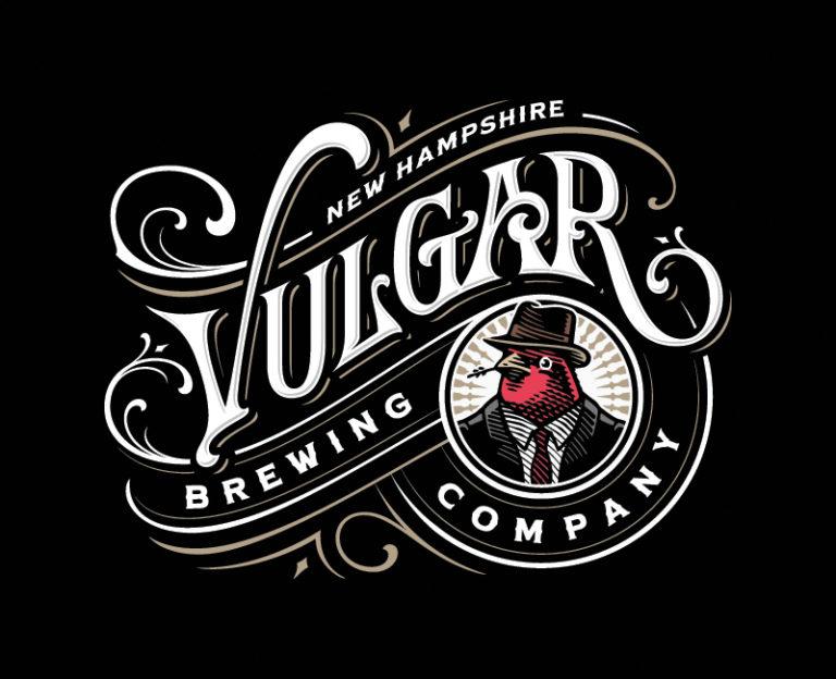 Vulgar Brewing Co Logo